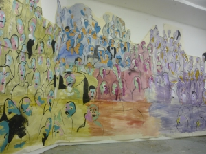 Studio Audience, Installation View